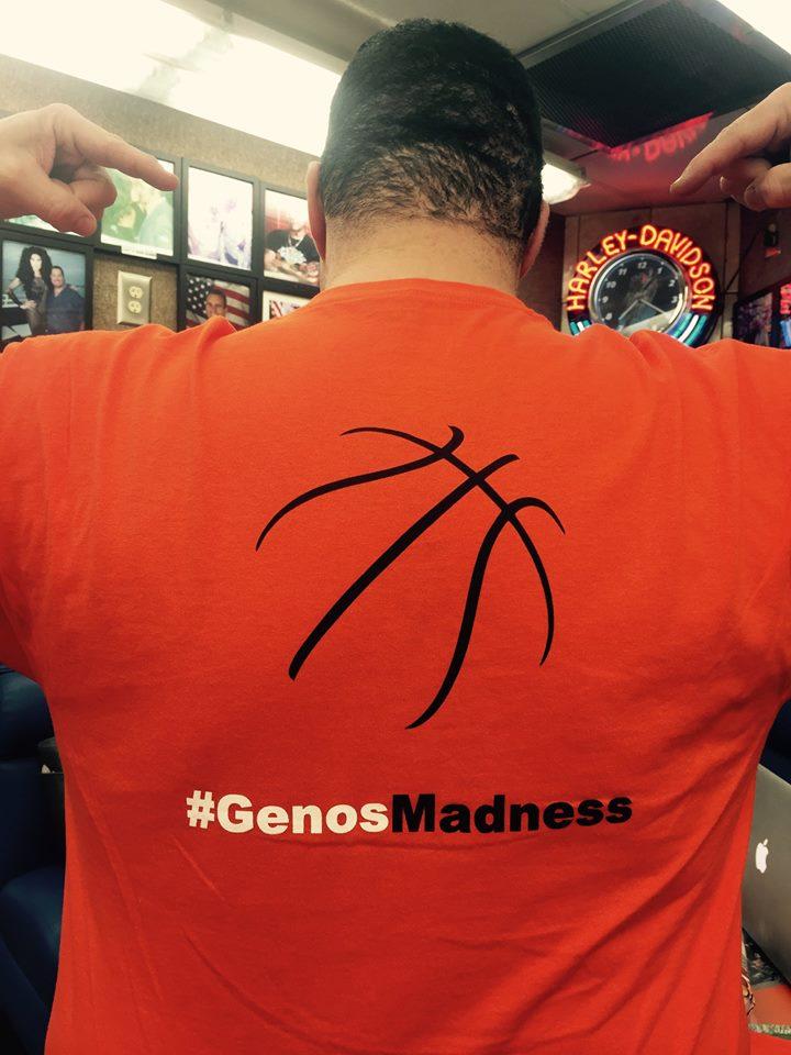 #GenosMadness